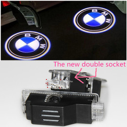 Wholesale Bmw E61 - LED Car Door Welcome Light Laser Car Door Shadow Led Projector for BMW F30 E60 E61 E63 E64 E65 E66 E67 F10 E90 X1 X3 X4 X5 X6