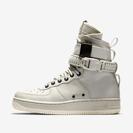 Wholesale Women Army Boots - Hot Sale Fear of God Military Sneakers Special Field Air Men and Women Martin Motorcycle Army Boots Free Shipping