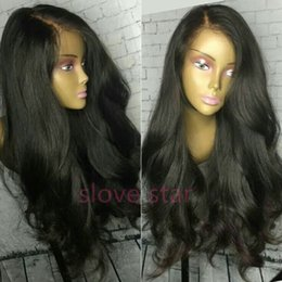 Wholesale Custom Indian Lace Wig - New Style Custom Body Wave 360 Lace Band Frontals Back Lace Frontal Closure With Natural Hairline Baby Hair For Black Women 7A