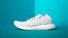 Wholesale Mens Runing - Free Shipping 2017 New Mens Parley x Ultra Boost Uncaged LTD Runing Shoes Parley Sneakers for Sale Size 40-45 Come With Box