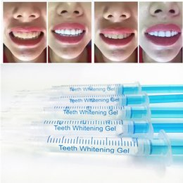 Wholesale Teeth Whitening Pen Gels - 10ml syringe ,Free Shipping, clinic 25%HP Teeth Whitening Gel
