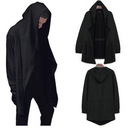 Wholesale Coated Cotton Fabric Wholesale - Wholesale- Trench Coat Men Tops Autumn Style Single Breasted High Quality Woolen Cloth Fabric Long Mens Winter Turn down Collar TOV006