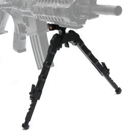 2019 быстросъемное строповое крепление Bestsight тактическая охотничья винтовка сошки BR-4 Болт действий быстро отсоединить сошки подходят 20 мм Picatinny железнодорожных для прицел черный загар