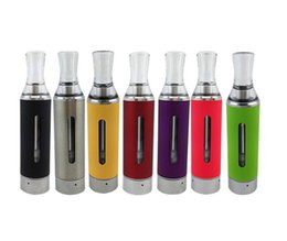 Wholesale Ego Evod Bcc - MT3 Atomizer EVOD BCC Clearomizer 1.5ml E cigarette rebuildable bottom coil Tank for 510 ego-t ego twist battery vape pen