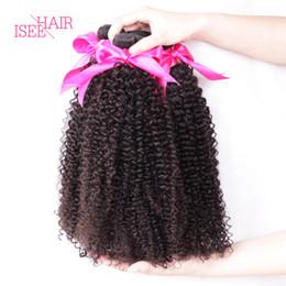 Wholesale Hair Machine Uk - Brazilian Curly Virgin Hair Weaves Best 8A Brazilian Curly Human Hair Weave Curly Weave Hairstyles Unprocessed Human Hair Weft Extensions Uk