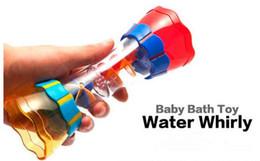2019 juguetes de baño de navidad Juguetes de baño para bebés de Navidad Juguete de baño para niños Juego Tanque de agua Juguetes de agua Juguete divertido y novedoso Giratorio Productos de moda rebajas juguetes de baño de navidad