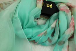 Deutschland Lächeln Schal übergroßen 180cm * 110cm runden Strand Kleid Frauen Strand Bufandas Schals kleine Blätter Muster Sun Block Foulard A180XW002 Versorgung