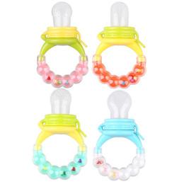Wholesale Baby Milk Nipple - 1Pcs Baby Pacifier Fresh Food Milk Nibbler Feeder Kids Nipple Feeding Safe Baby Supplies Nipple Teat Pacifier Bottles Nipple