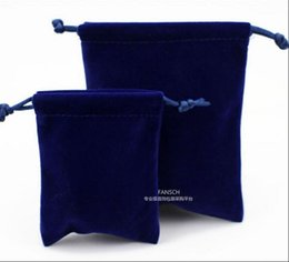 Wholesale Tweed Fabric Wholesale - The high-grade velvet bag kit bag bag custom jewelry ornaments