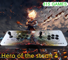 Wholesale Two Player - Upgrade version Top Arcade Console Starry DragonTown two player JAMMA Pandoras 4s + HD out