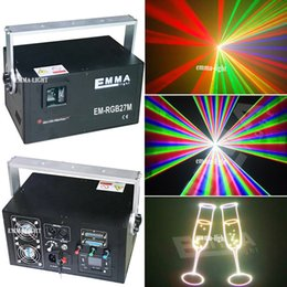 Wholesale Laser Blue 4w - 3d rgb laser 4w dj lights dmx+ilda+sd+2d+3d multi color 4w rgb laser