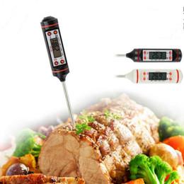 Wholesale Read Meat - Digital BBQ Thermometer Cooking Food Probe Food Thermometer Meat Thermometer Kitchen Instant Digital Temperature Read Food Probe F201767