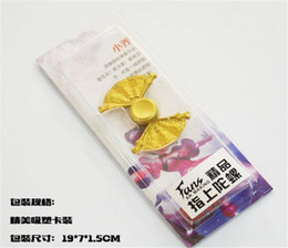 Wholesale Metal Hand Fans - Golden Finger Toy Two Leaves Fan Shape Hand Spinners King Of Glory Metal Fidget Spinner Ball Bearing Spinning Top Delicate 11 5fh B