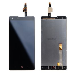 Wholesale Replacement Touch Screen Panel Zte - For ZTE Nubia Z5S Mini Nx403A LCD Screen Display + Touch Screen Digitizer Assembly Replacement Panels Repair Parts
