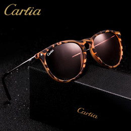 Wholesale Sports Sun Goggles - sunglasses for women CA 5100 glasses 54mm oculos de sol masculino resin sunglasses for men designer eyeglass frames sun glasses with box
