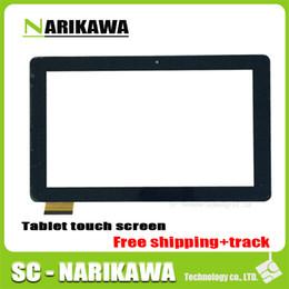 "Wholesale prestigio tablet digitizer - Wholesale- New 10.1"" Tablet For PRESTIGIO MULTIPAD PMT3111 Touch screen digitizer panel replacement glass Sensor Free Shipping"