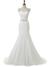Solove dress Mermaid wedding Dress 2019 cap sleeves Sweetheart Piano lunghezza Lace bridal Gown Vestido de novia robe de marrige da