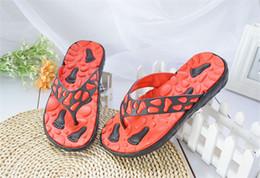 Hombres Zapatillas Chanclas Zapatos Informal Verano Playa Slip On Masajeador Verano Chanclas Sandalias Negro Zapatillas Hombre Zapatillas 4 colores SLM520 desde fabricantes