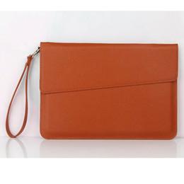Canada Litchi Pattern Lanyard Sleeve Universal Bag pour Apple iPad mini1 / 2/3 Protecteur Skin Holster Case pour iPad mini4 ZI Pouch Offre