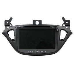 Wholesale Dvd Corsa - 8inch Andriod 5.1 Car DVD player for Opel Corsa with GPS,Steering Wheel Control,Bluetooth, Radio