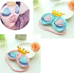 Wholesale Korea Celebrity - Wholesale-Department of Crown Princess warm Korea lashes Sleeping visor glasses