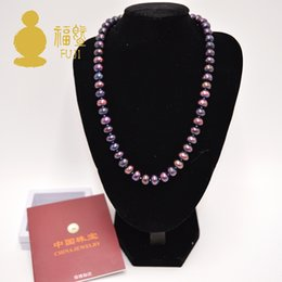 Wholesale Wholesale Asian Products - boutique pearl necklace, pearl big and full, each is a good finished product, will make you like