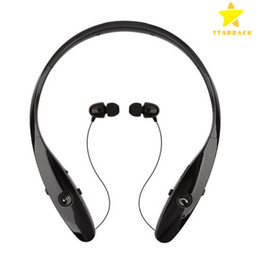 Wholesale Headphone Neckband - HBS 900 Bluetooth Headphone Earphone For HBS900 Sports Stereo Bluetooth Wireless HBS-900 Headset Headphones For Iphone 7 Universal Phones