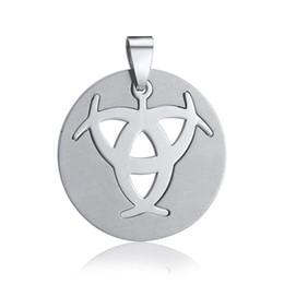 Wholesale Stainless Steel New Arrival Jewelry Women Mens Pendants Necklace Personality Origin Silver Charming Hot Gifts BXL0000149