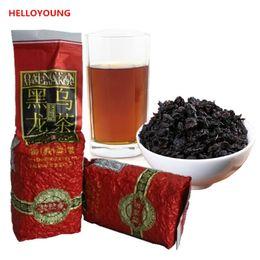 Wholesale Loss Weight Tea - C-WL042 Oil Cut Black Oolong Tea 250g, China Weight Loss Tea, Scraper Cellulite Whitening Beauty Oolong Tea, Black Tieguanyin