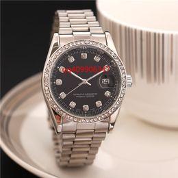 Wholesale Nurse Wristwatches - Ultra thin rose gold woman diamond flower watches 2017 brand luxury nurse ladies dresses female Folding buckle wristwatch gifts for girls