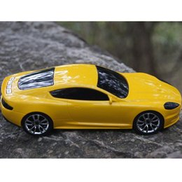 Wholesale Digital Mini Car Mp3 Player - Wholesale- Cool Car Shaped Music Player F6 LED Digital Display Mini speaker Support TF   FM   USB for Christmas Gift