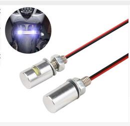 Canada vente en gros nombre universel moto LED plaque d'immatriculation lumière vis boulon lampe SMD pour moto moto 12v blanc LED Offre