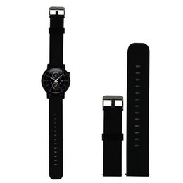 Wholesale Wholesale Price For Silicone Bands - Wholesale- Factory price Sport Fitness Silicone Watch Band Strap with Steel Buckle For Samsung Galaxy Gear S2 Classic SM-R732 watch strap