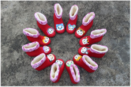 Wholesale Cheap Baby Winter Boots - New Fashion Cheap Kids Boots Pretty Little Children Jelly PVC Rain Boots Baby Kids Rain Boots With Animal Head