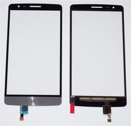 "Wholesale G3s Black - Best quality 5.0"" For LG G3 Mini D722 G3S Touch Screen Digitizer Outer Glass Sensor Black White"