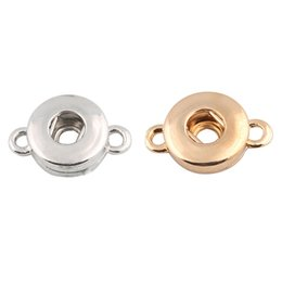 12mm Noosa gingembre boutons-pression en alliage breloques raccords pendentif pour des bracelets collier boucles d'oreilles collier boucles d'oreilles bijoux accessoire interchangeable ? partir de fabricateur