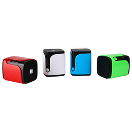 Wholesale Center Function - New S9 Mini Portable Speakers Subwoofer Hands-free Call Wireless Bluetooth Speaker with FM Radio Function 4 Colors MOQ:20PCS