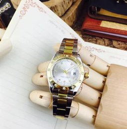 Wholesale Beautiful Ladies Watches - 2017 - new ladies watch high quality luxury business calendar, beautiful light, free shipping