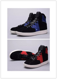 Wholesale Fishing Art - Newest 2017 Trainer Sports Men and Women Basketball Shoes Retro Sports Westbrook 0.2 QS High Top Sneakers Boots Footwear Free Shipping Size