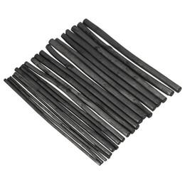 Wholesale Pencil Sketch Artists - Wholesale- KiCute 20PCS Dark Black Pencils Sketch Drawing Oil Painting Charcoal Bar Stick Artist for Oil Painting Artist Art Supply