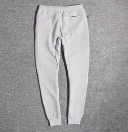 Wholesale Men S Sports Trousers - Hot Tech Fleece Sport Pants Space Cotton Trousers NK Men Tracksuit Bottoms Man Jogger Tech Fleece Camo Running pant 2 Colors