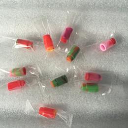 Moins cher Emballage individuel Silicone 510 Drip Tips large en caoutchouc Rubber Test Tips Pour Atlantis subtank E Cigarettes Atomizer Embouchures ? partir de fabricateur