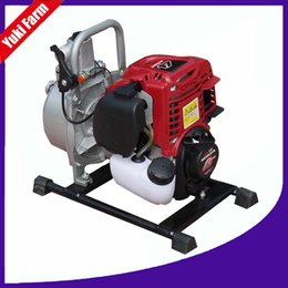 Wholesale Piston Pressure Pump - Honda water pump four-stroke water pump farm 1 inch 2 inch small agricultural irrigation diesel water pump high pressure self-priming