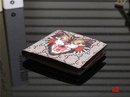 Wholesale Quality Photo Prints - Best quality 2017 Male Genuine Leather luxury wallet Casual Short designer Card holder pocket Fashion Purse wallets for men