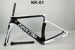 Wholesale Carbon Road Bike Frame Xs - NEW painting !! 1k carbon road frame NK1K bike frame road bicycle XXS XS S M L telaio carbonio 2016 cadre carbone