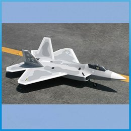 Wholesale Ep Rc - 2016 Real Juguetes Brinquedos High Speed 70mm Edf Rc Planes Eps Foam F 22 Model Airplanes Electric Remote Control Plane Fighter Jet