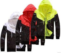 Wholesale Casual College Bags - Jacket Fashion Womens Baseball Jacket College Casual Sport Varsity Coat Sports Jackets Windbreaker Pocket Zips into Bag COAT SIZE Large