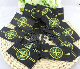 Wholesale Rubber Patches - 10 Set MILITAIRES SANS FRONTIERES 3D Patch Armband Banner Skull Island Map Rubber Tactical Bear Gear Cycling Patch