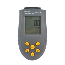 small engines Coupons - Wholesale-Digital Laser Tachometer LCD RPM Test Small Engine Motor Speed Gauge Non-contact KBT001309