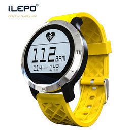 Wholesale Touch Screen Water Proof Watches - Top smartwatches for android LCD touch screen 1 inch display IP68 high water proof rate wrist sport bluetooth smart watch